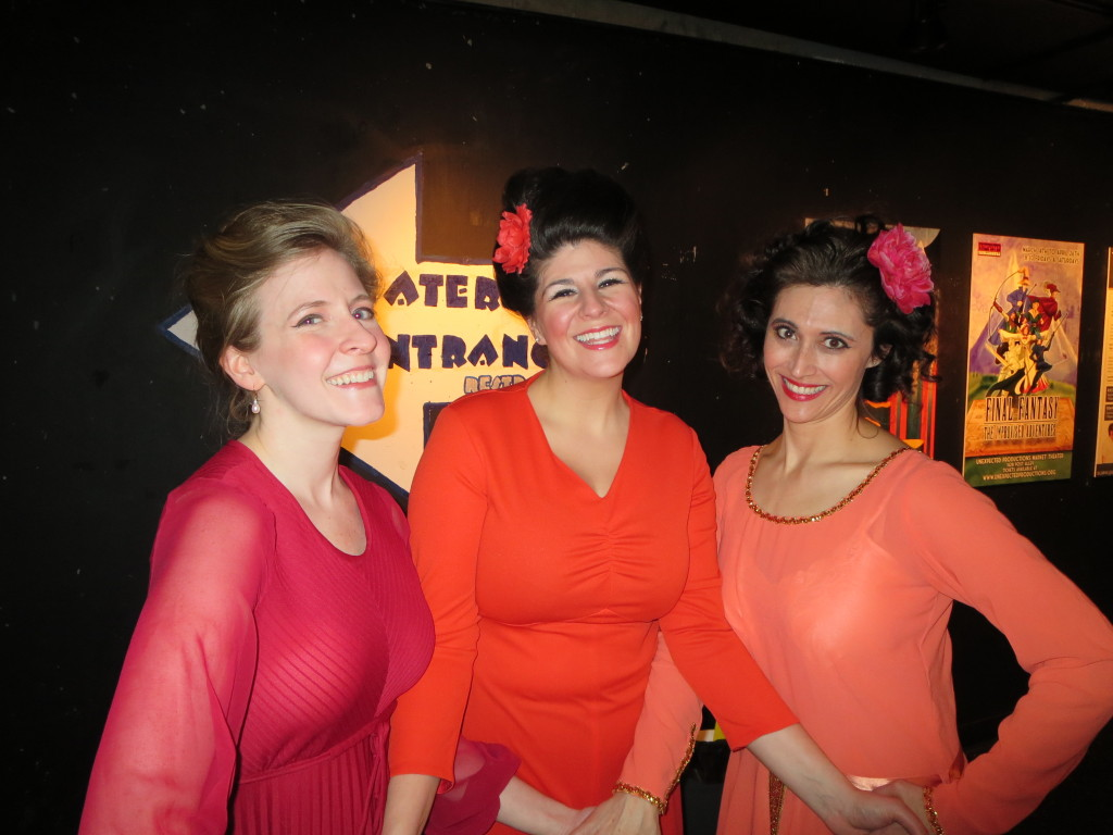 Bubbles in the Wine Valentines' Special (Improvised Laurence Welk): The Sister Sisters!